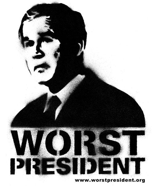 worst president